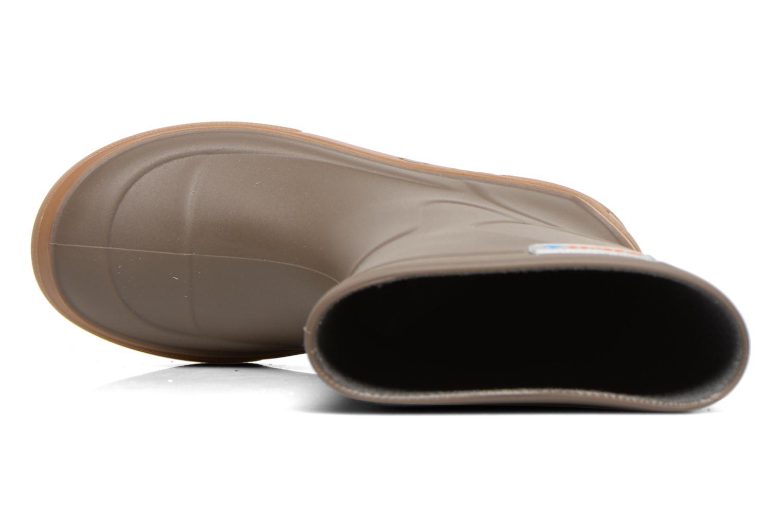 Stiefel Méduse Airbus braun ansicht von links