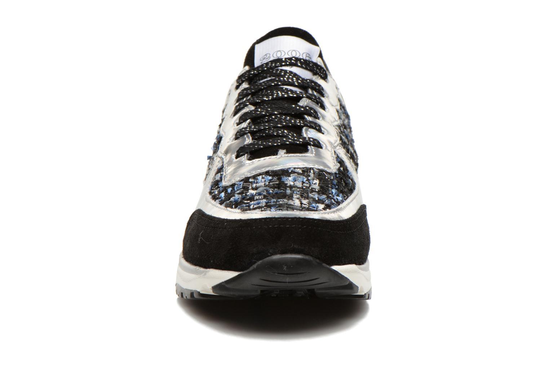 Baskets Méliné Daliel Multicolore vue portées chaussures