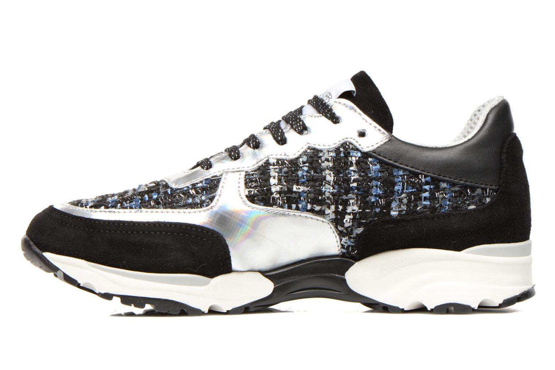 Sneakers Méliné Daliel Multicolor voorkant