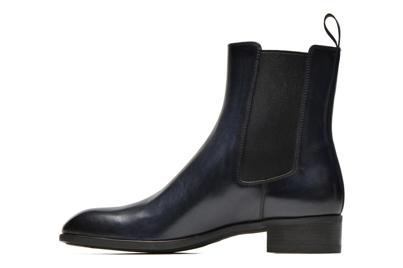 Bottines et boots Santoni Elodie 53554 Bleu vue face