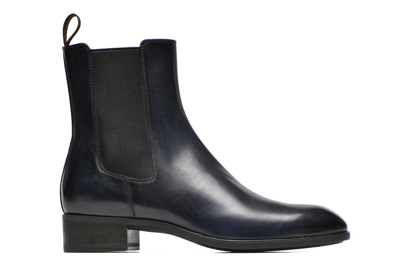 Stiefeletten & Boots Santoni Elodie 53554 blau ansicht von hinten