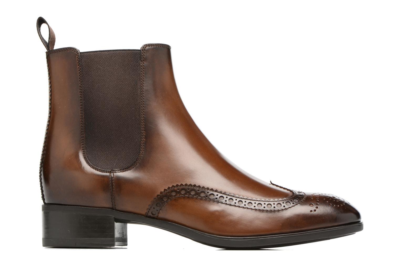 Bottines et boots Santoni Elodie 55133 Marron vue derrière