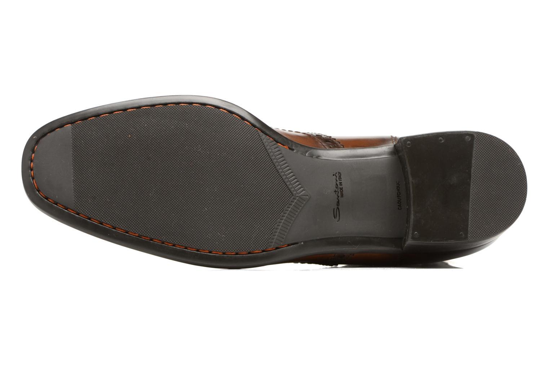 Bottines et boots Santoni Elodie 55133 Marron vue haut