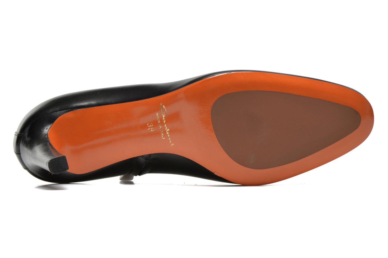 Ankelstøvler Santoni Moss 53395 Sort se foroven