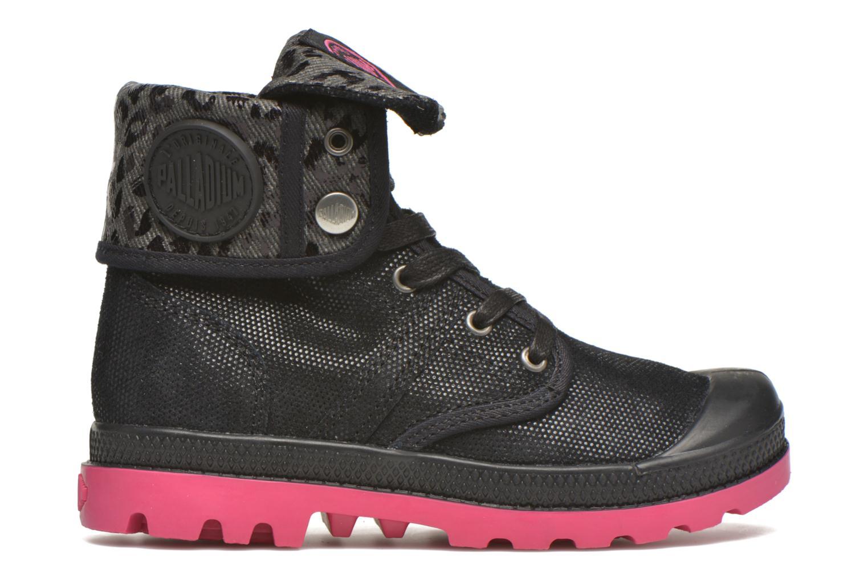 Stiefeletten & Boots Palladium Baggy Fl K schwarz ansicht von hinten
