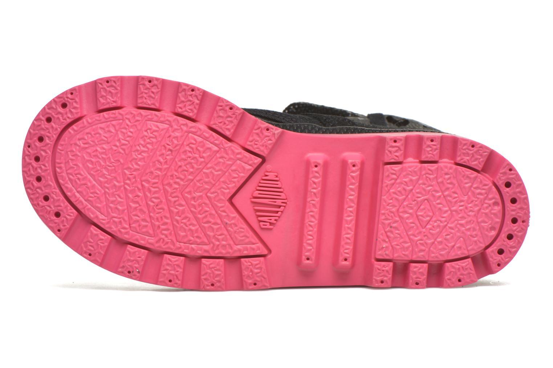 Stiefeletten & Boots Palladium Baggy Fl K schwarz ansicht von oben
