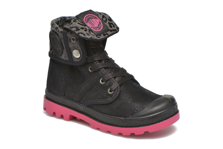 Stiefeletten & Boots Palladium Baggy Fl K schwarz detaillierte ansicht/modell