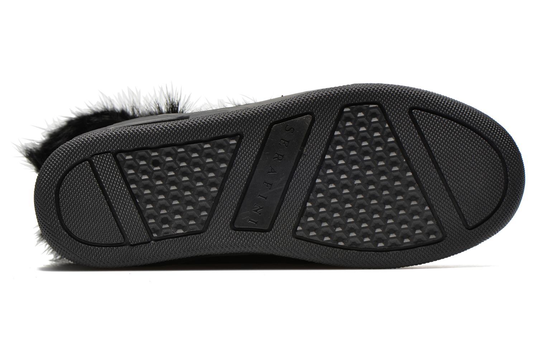 Stiefeletten & Boots Serafini Moon Fur schwarz ansicht von oben