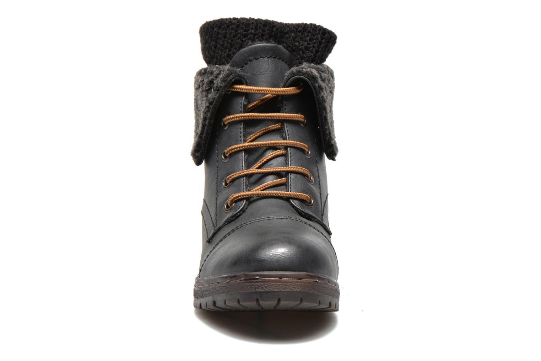 Bottines et boots Coolway Bring Noir vue portées chaussures