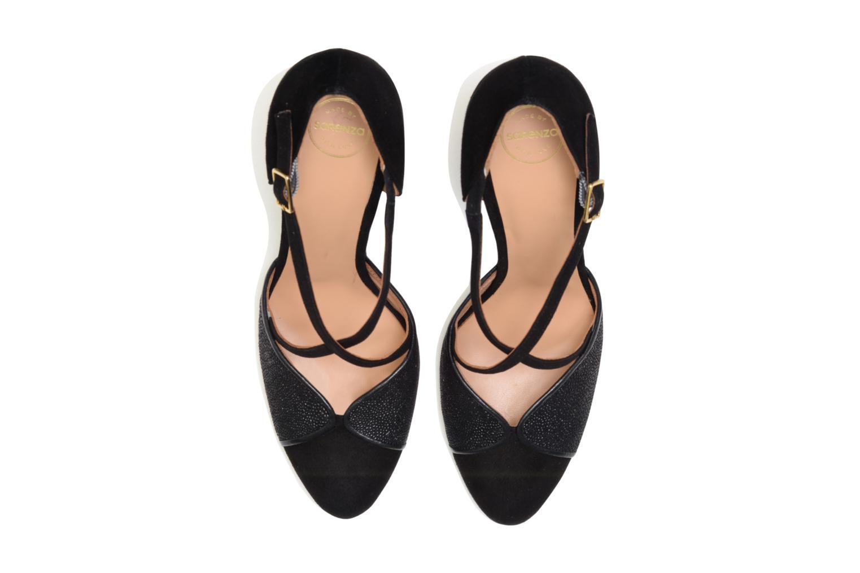 Escarpins Made by SARENZA Flore Thirties #2 Noir vue portées chaussures