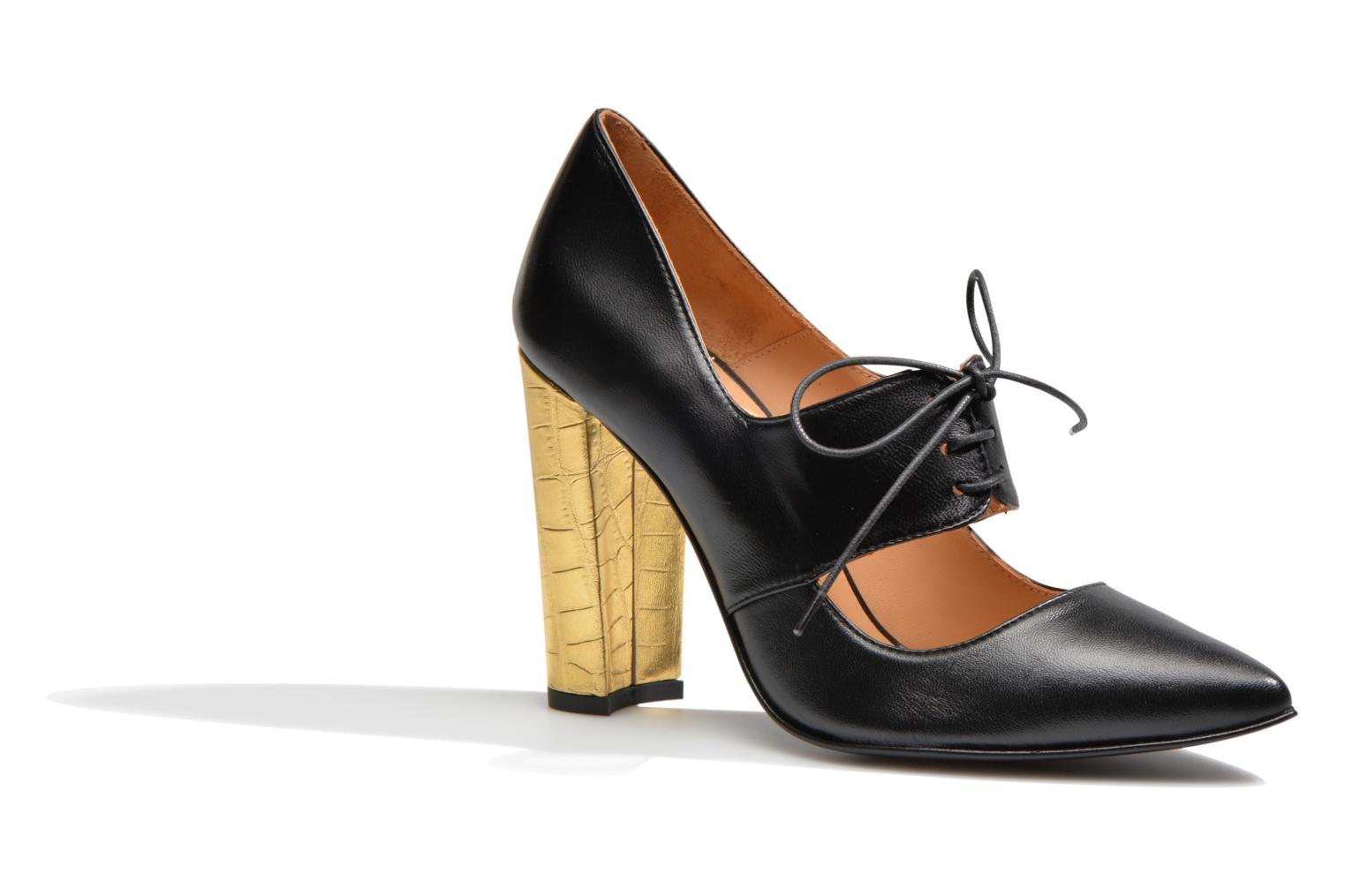 High heels Made by SARENZA Flore Thirties #10 Black view from the right