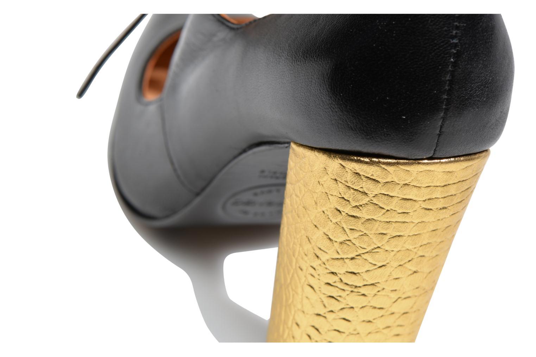 Pumps Made by SARENZA Flore Thirties #10 schwarz ansicht von links