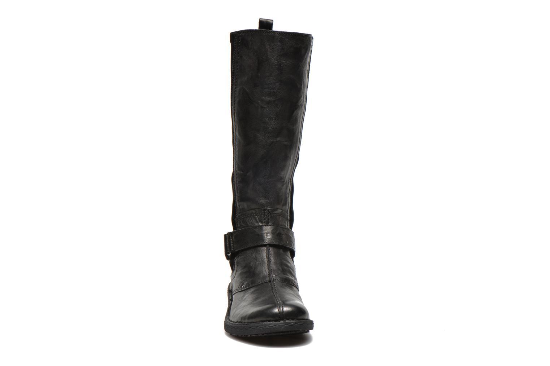 Stövlar & gummistövlar Khrio Reandria Svart bild av skorna på