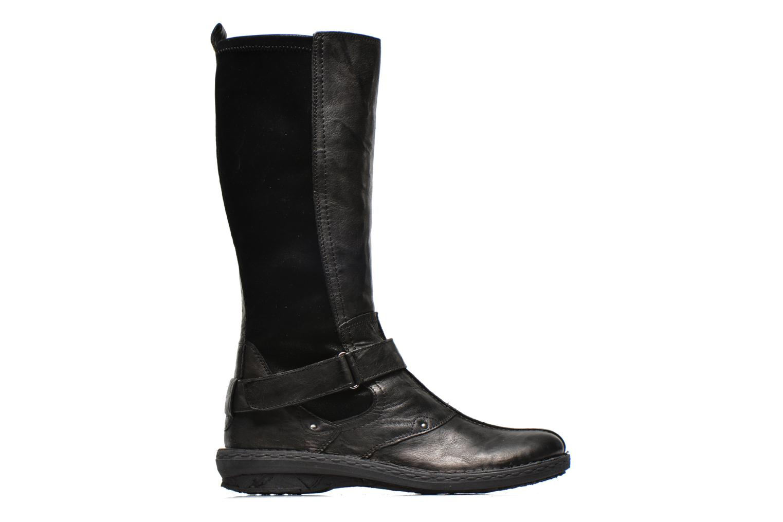 Boots & wellies Khrio Reandria Black back view