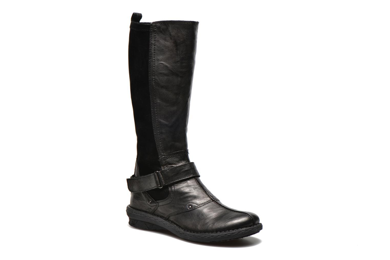 Støvler & gummistøvler Khrio Reandria Sort detaljeret billede af skoene
