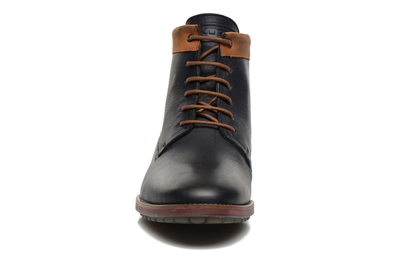 Bottines et boots Kost Rotaller27 Bleu vue portées chaussures