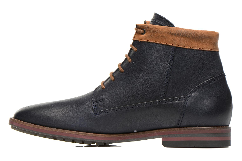 Boots en enkellaarsjes Kost Rotaller27 Blauw voorkant