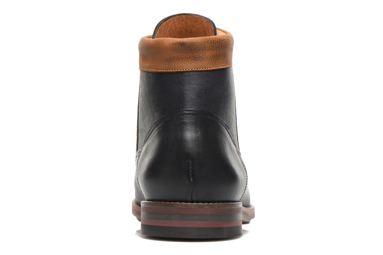 Boots en enkellaarsjes Kost Rotaller27 Blauw rechts