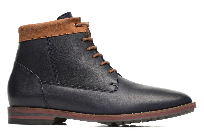 Boots en enkellaarsjes Kost Rotaller27 Blauw achterkant