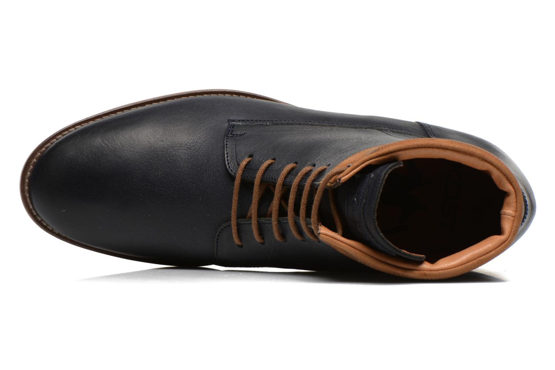 Boots en enkellaarsjes Kost Rotaller27 Blauw links