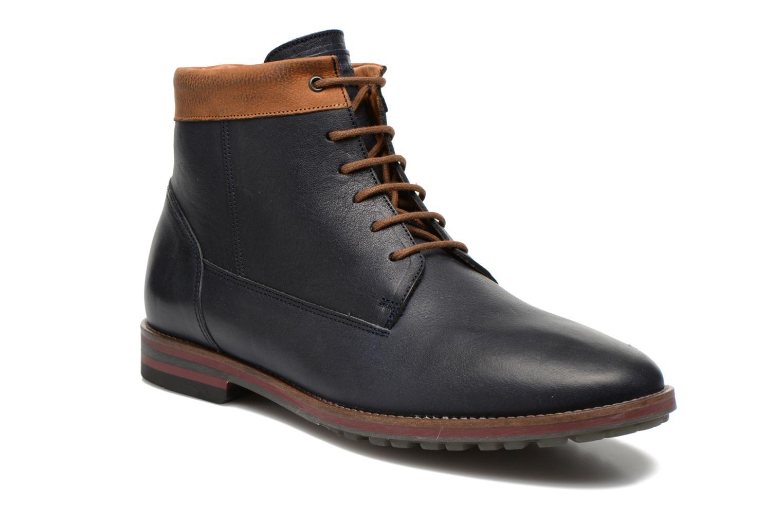 Bottines et boots Kost Rotaller27 Bleu vue détail/paire