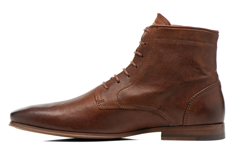 Stiefeletten & Boots Kost Guillemet braun ansicht von vorne