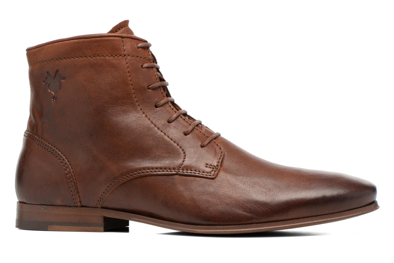 Stiefeletten & Boots Kost Guillemet braun ansicht von hinten