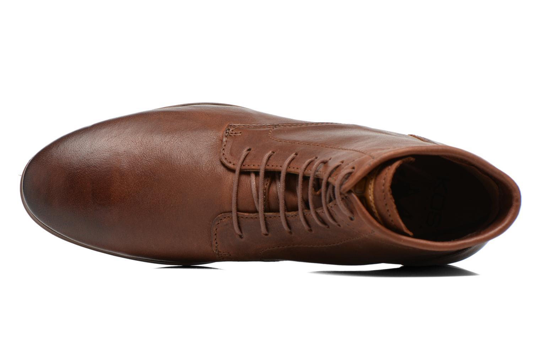 Stiefeletten & Boots Kost Guillemet braun ansicht von links