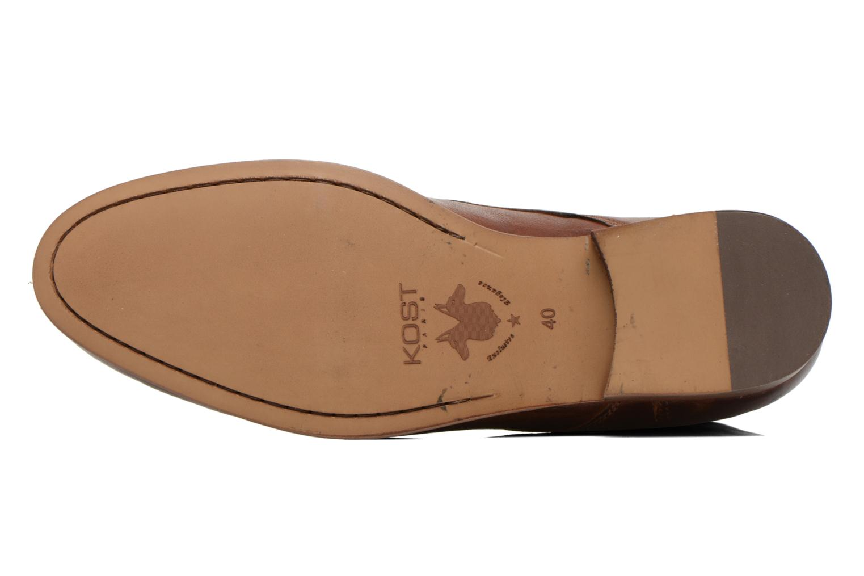 Stiefeletten & Boots Kost Guillemet braun ansicht von oben