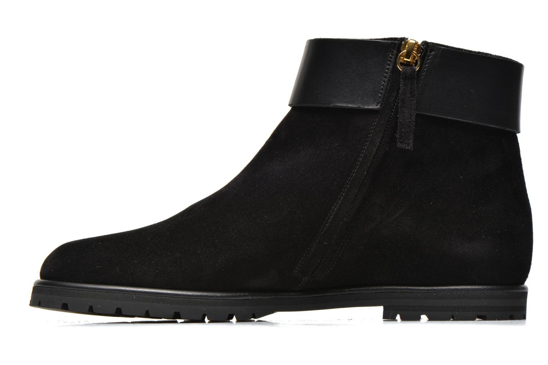 Bottines et boots Vicini Bottines armature Noir vue face