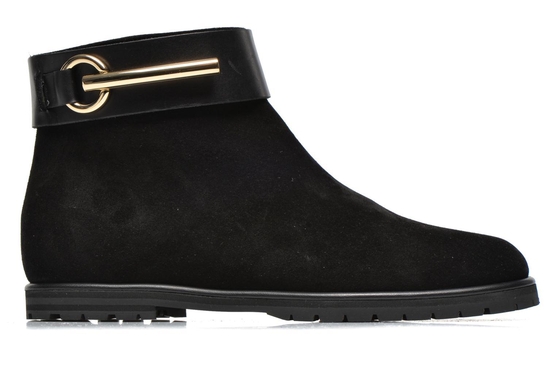 Stiefeletten & Boots Vicini Bottines armature schwarz ansicht von hinten