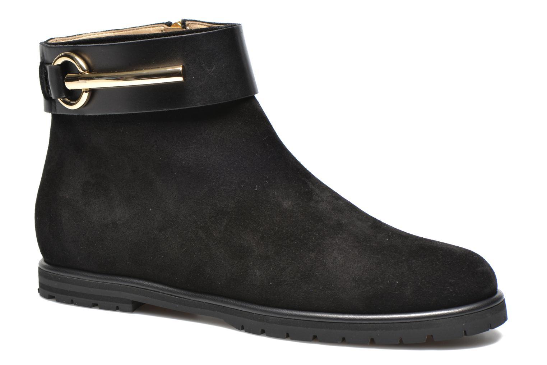 Bottines et boots Vicini Bottines armature Noir vue détail/paire