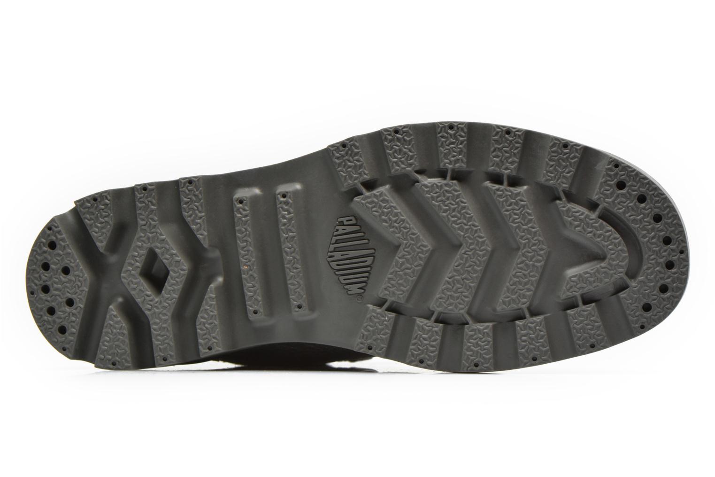 Sneaker Palladium Baggy Metallic L F silber ansicht von oben