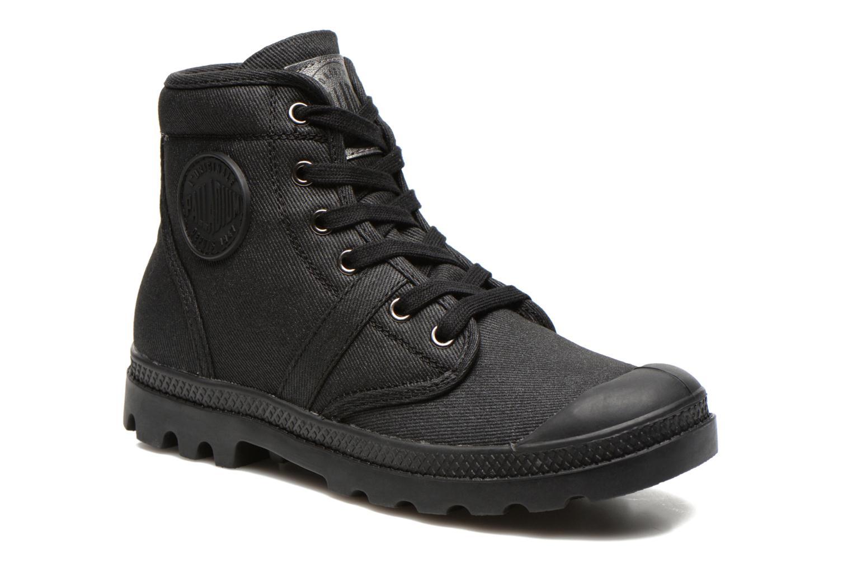 Sneaker Palladium Hi Kansas F schwarz detaillierte ansicht/modell