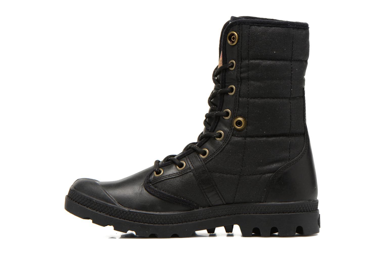 Sneaker Palladium Baggy Exp Rnl U schwarz ansicht von vorne