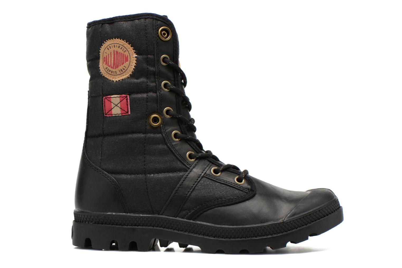 Sneakers Palladium Baggy Exp Rnl U Sort se bagfra