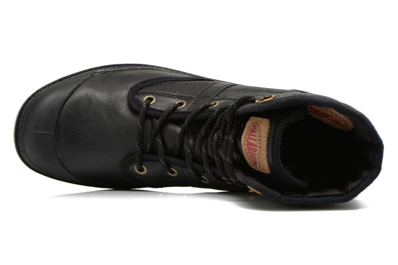 Sneaker Palladium Baggy Exp Rnl U schwarz ansicht von links