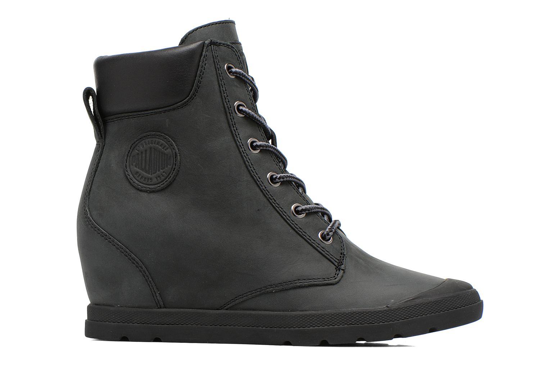 Boots en enkellaarsjes Palladium Esmeraldas CSR Zwart achterkant