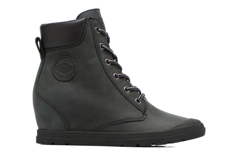 Bottines et boots Palladium Esmeraldas CSR Noir vue derrière