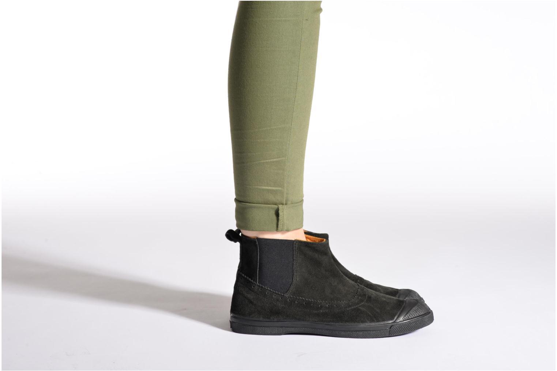 Boots en enkellaarsjes Bensimon Boot Chelsea Bruin onder