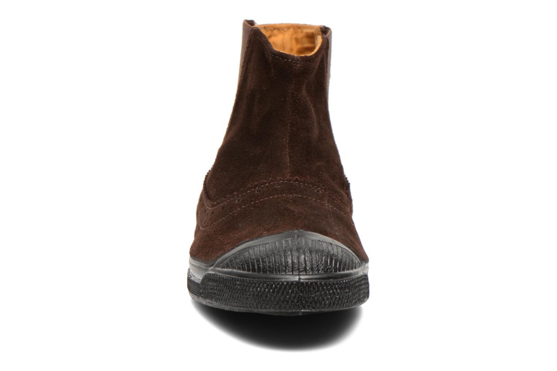 Boots en enkellaarsjes Bensimon Boot Chelsea Bruin model