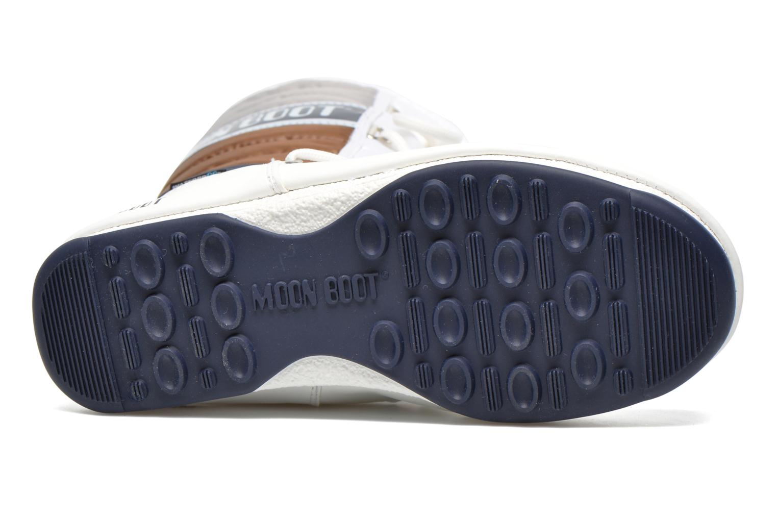 We Quilted White-Navy-Bronze
