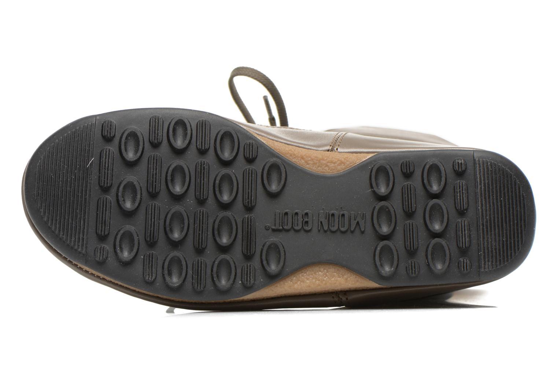 Chaussures de sport Moon Boot We Soft Shade Marron vue haut