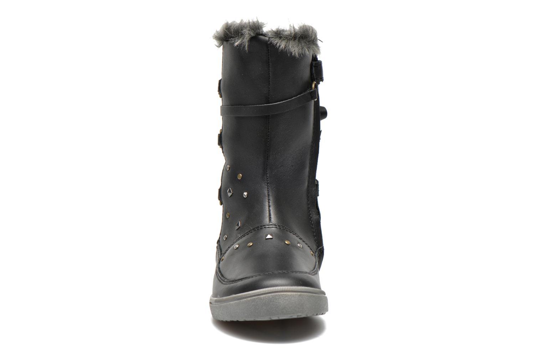 Stiefeletten & Boots Noël Junon Ch schwarz schuhe getragen