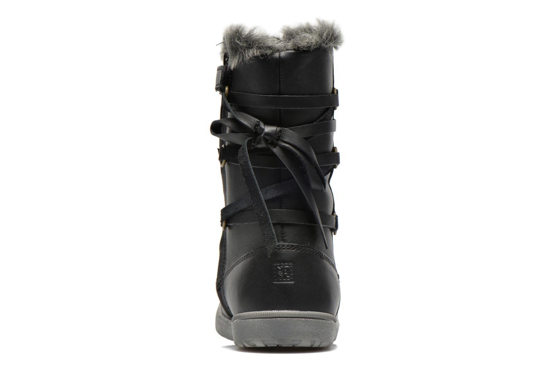 Stiefeletten & Boots Noël Junon Ch schwarz ansicht von rechts