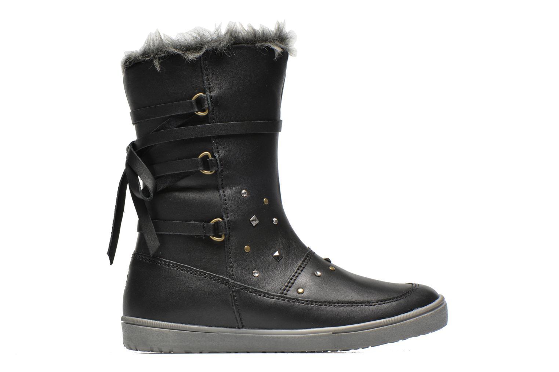 Boots en enkellaarsjes Noël Junon Ch Zwart achterkant