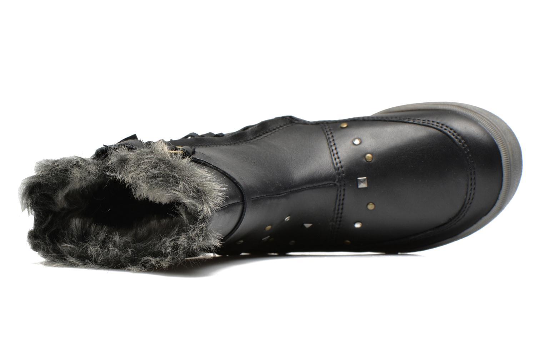 Boots en enkellaarsjes Noël Junon Ch Zwart links