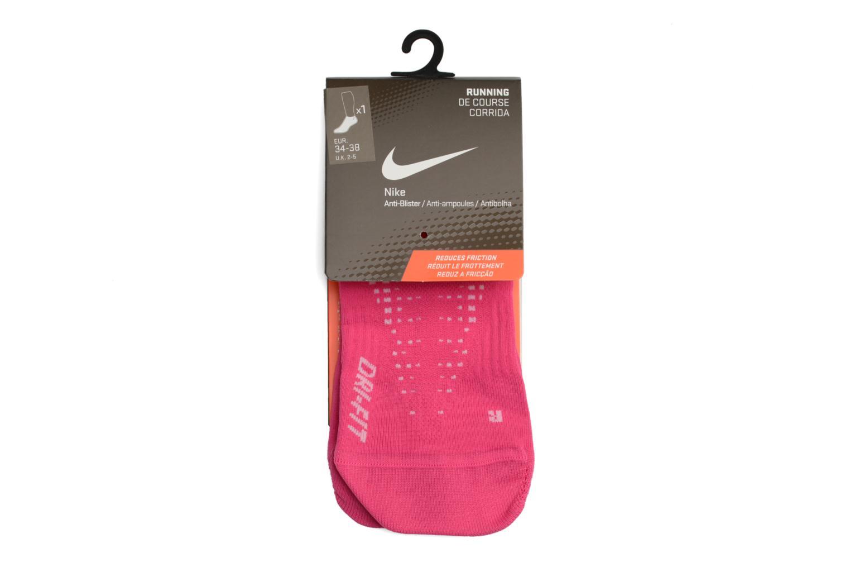 Sokken en panty's Nike Chaussette Nike Running Anti ampoule Roze model