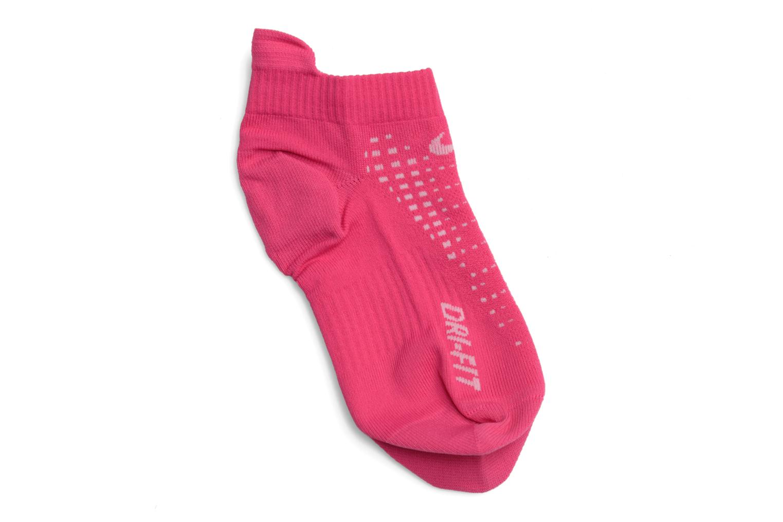 Sokken en panty's Nike Chaussette Nike Running Anti ampoule Roze detail