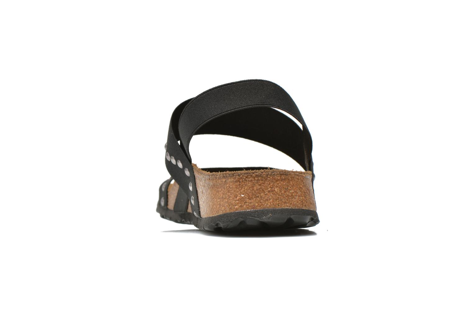 Sandals Papillio Caterina Stretch W Black view from the right